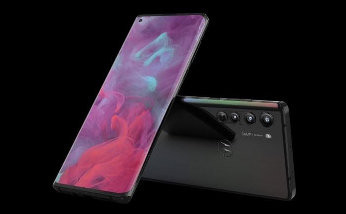 Motorola Edge USモデル 販売