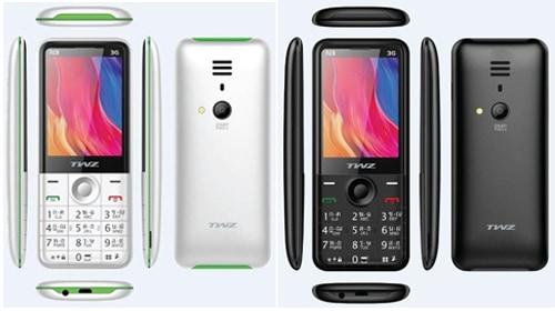 SIMフリーガラケーストレート携帯 TWZ N3 販売