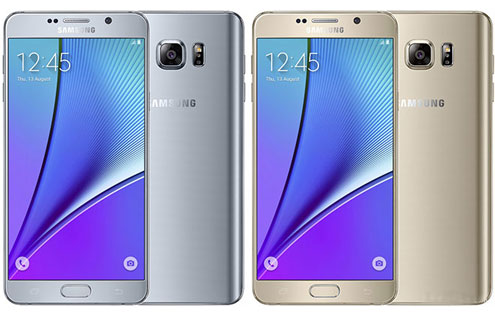 SIMフリースマホ 【Samsung Galaxy Note5 Duos】 購入