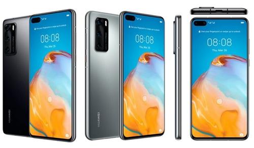 Huawei P40 購入、販売