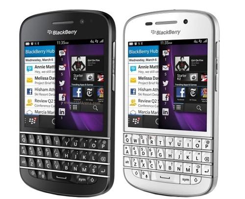BlackBerry q10 SIMフリー発売間近