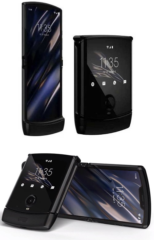 Motorola Razr 5G 販売