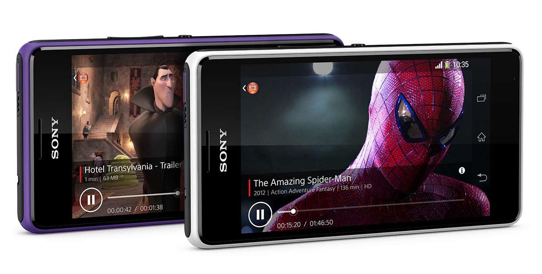 SIMフリースマホ Sony Xperia E1 販売