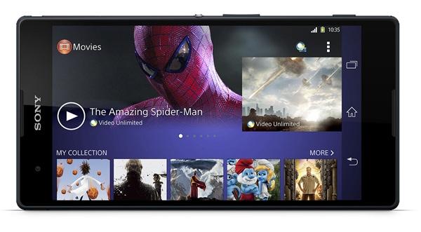 SIMフリースマホ Sony Xperia T2 Ultra dual 販売1