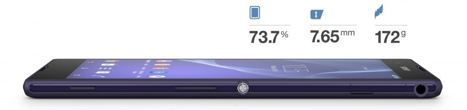 SIMフリースマホ Sony Xperia T2 Ultra dual販売2