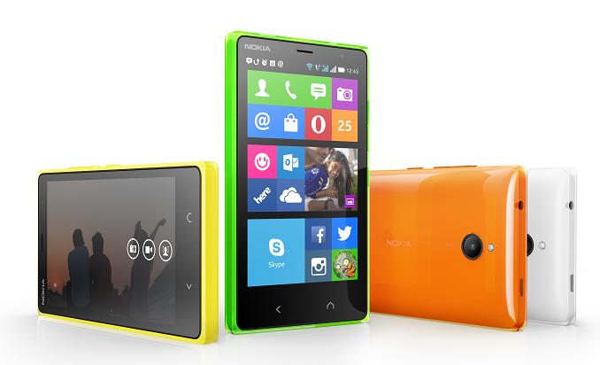 SIMフリースマホ Nokia X2 Dual SIM  販売