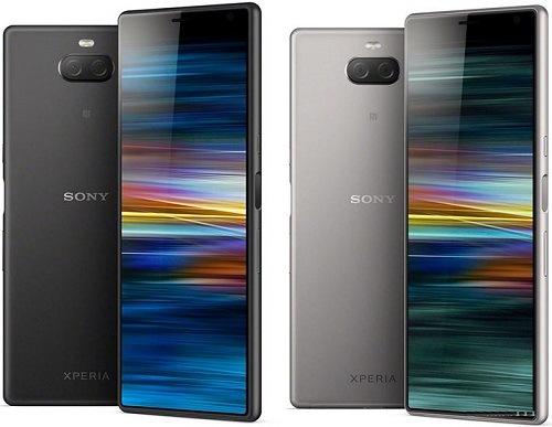 SIMフリースマホ Sony Xperia 10 Plus I3212 販売