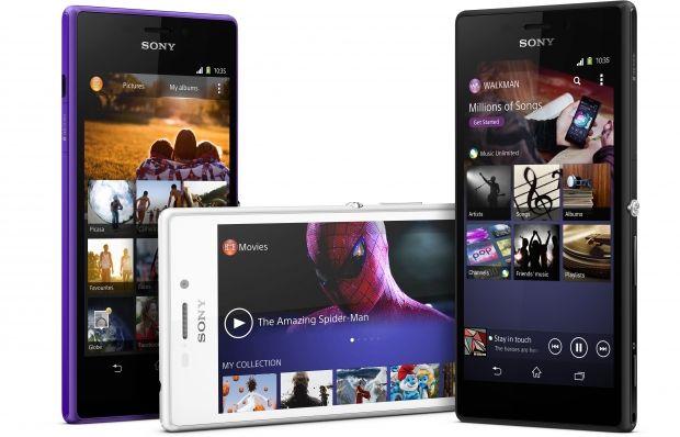 SIMフリースマホ Sony Xperia M2 販売