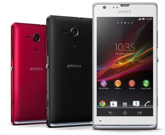 Sony Xperia sp SIMフリースマホ C5303 販売