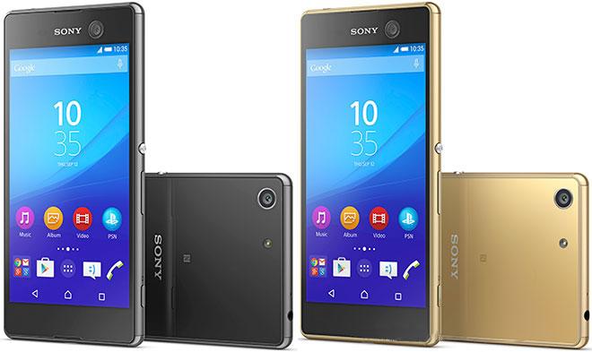 SIMフリースマホ Sony Xperia M5 販売
