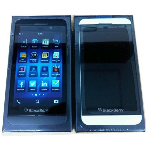 BlackBerry Z10 SIMフリー購入