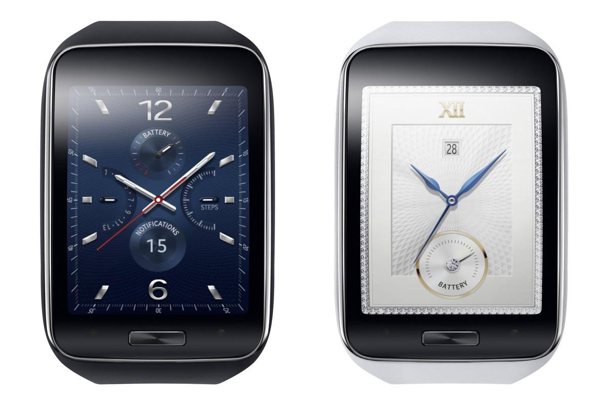 SIMフリースマートウォッチ Samsung Gear S販売