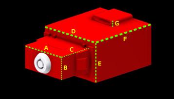 OBD GUARD FS-01 外観寸法