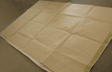 ベッドマット用平袋