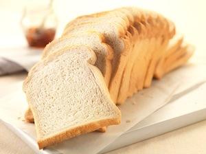 減塩でパンは注意