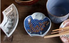 JAPAN MADE 豆皿 猪口