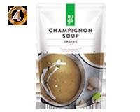 AUGAオーガニックマッシュルームスープ400gx10袋