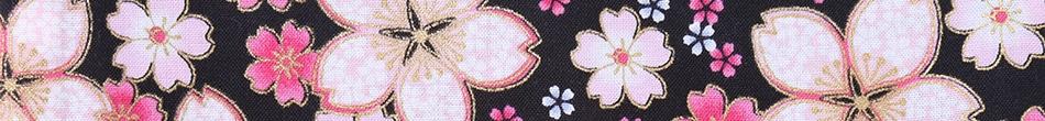ご祝儀袋 結姫 musubime 白梅(コットン)夜桜乱華