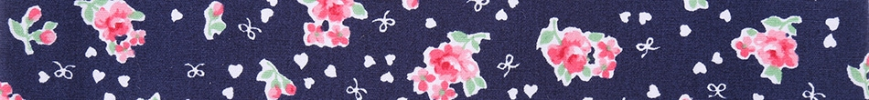 ご祝儀袋 結姫 musubime 白梅(コットン)藍福小花