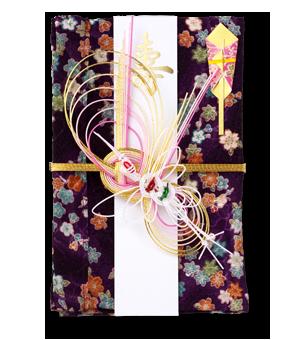 ご祝儀袋 結姫 青竹(ポリエステル)王道七色