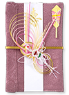 青竹(ポリエステル)豪華葉紫