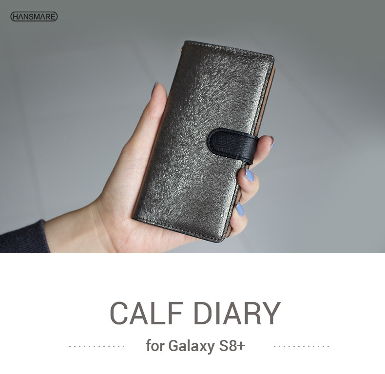 Galaxy S8+ CALF CASE