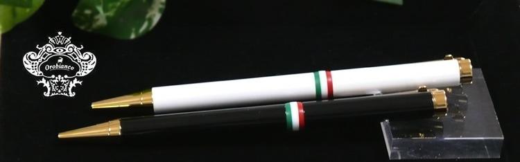 オロビアンコ名入れボールペン