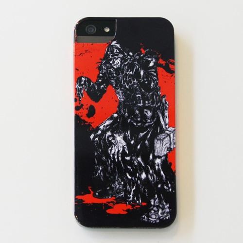 林田球「地下地下」iPhoneケース