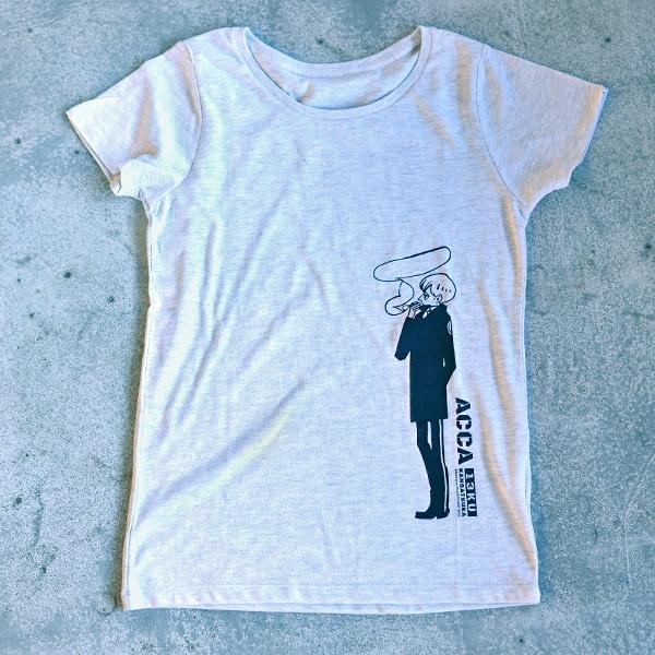 もらいタバコのジーンTシャツ