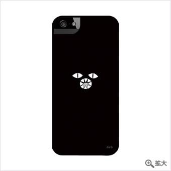 ソウマトウ 「黒」 iPhoneケース ブラック