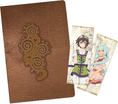 ブックカバー(紙製しおり2枚付き)