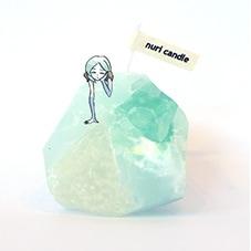 宝石の国 鉱石キャンドル フォスフォフィライト