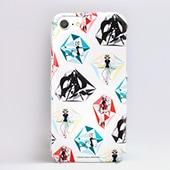 宝石の国 iPhoneケース シンシャ(MIX)