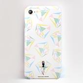 宝石の国 iPhoneケース ダイヤ(虹)