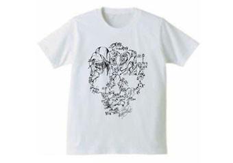 画伯のスカルTシャツ ブラック