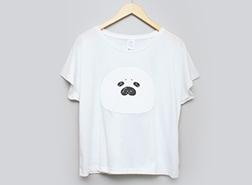 Tシャツ(アザラシ君ver.)
