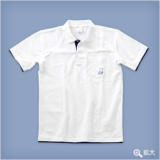 まじっく快斗1412 刺繍ポロシャツ