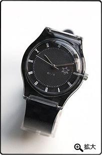 もやしもん 腕時計 KAMOSHI watch ダークチェッカー柄