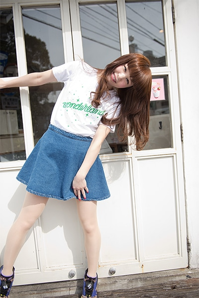 TOKYO CULTUART by BEAMS × 2.5D × Negicco 「トリプル!WONDERLAND」記念でウェアコラボ ナタリーストア別注カラー登場!!