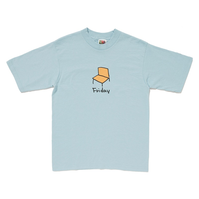 「哀愁の金曜日」Tシャツ