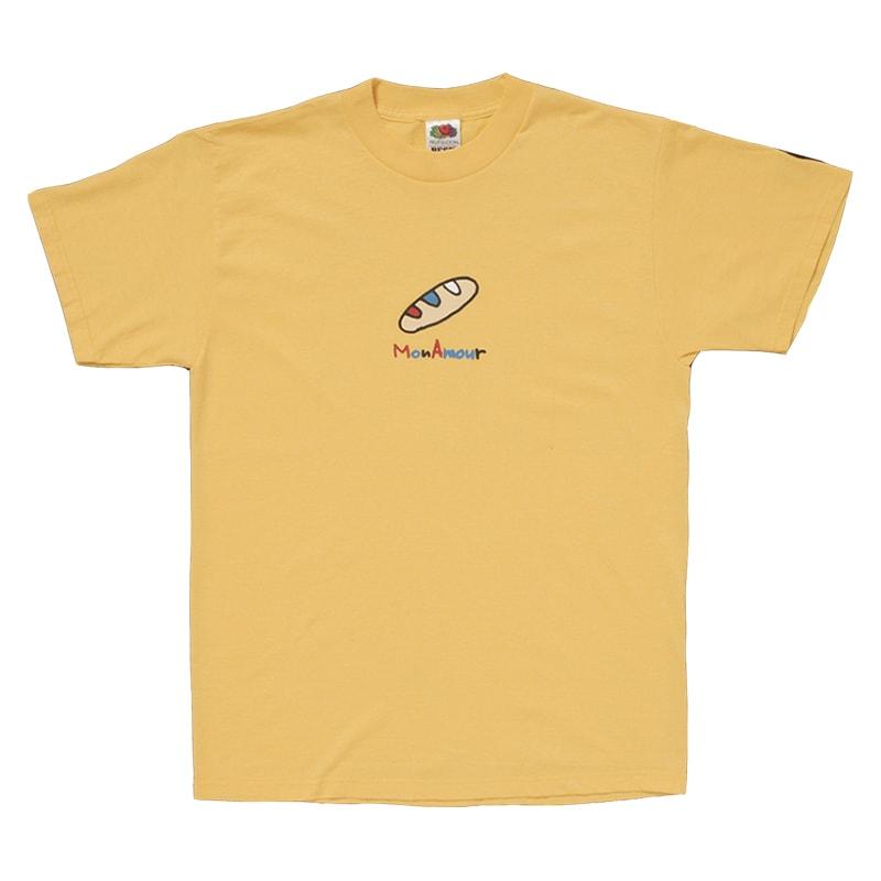 「モナムール」Tシャツ