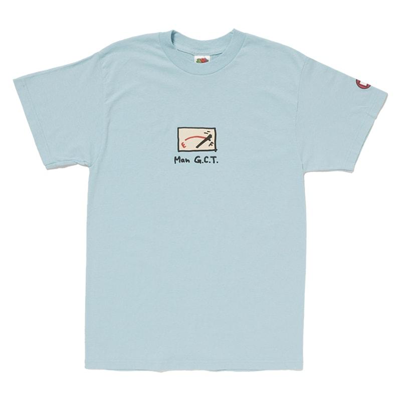 「まんをじして」Tシャツ