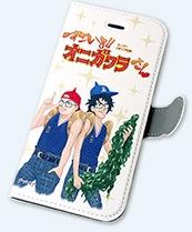ONIGAWARA×うすた京介 iPhone 6/6sケース