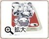 乙嫁iPhone 5, iPhone 4/4Sケース 写真プリント光沢タイプ カルルクとアミル夫妻