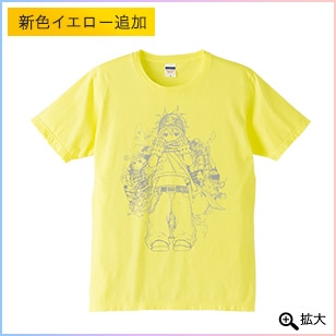 PEZ Tシャツ イエロー