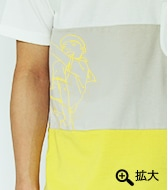 ピンポン Tシャツ(ペコ)
