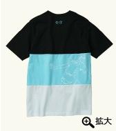 ピンポン Tシャツ(スマイル)裏