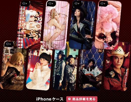 iPhoneケース 商品説明を見る