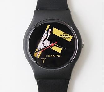 すべてがFになる 腕時計 真賀田四季柄