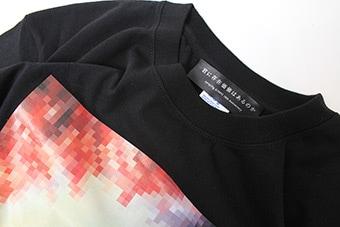 劣化複製(コピー)Tシャツ